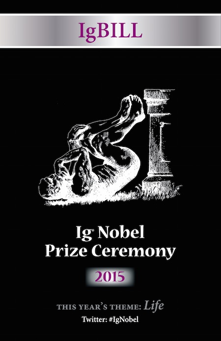 IG-Nobelpreis 2015