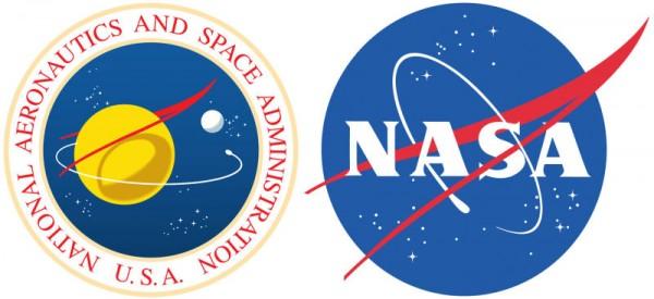 Logo der NASA