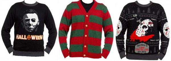 Slasher Sweaters