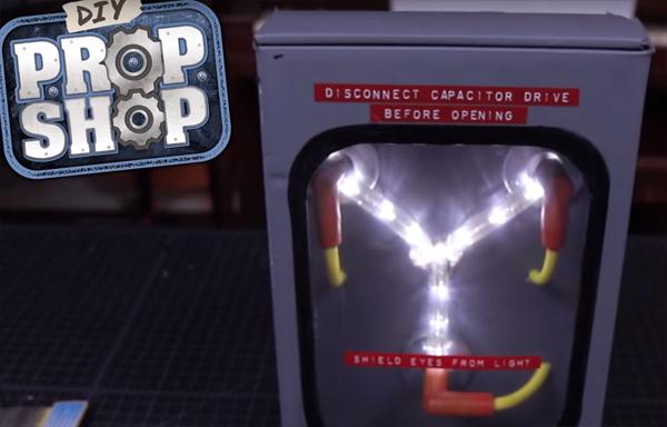 DIY Flux Capacitor