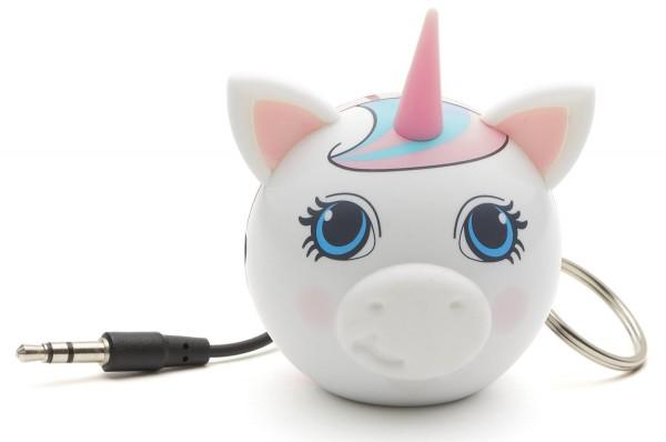 Einhorn-Lautsprecher fürs Smartphone