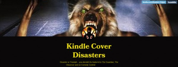 Kindle Cover Disasters