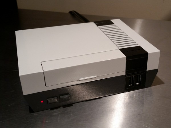 Raspberry Pi NES
