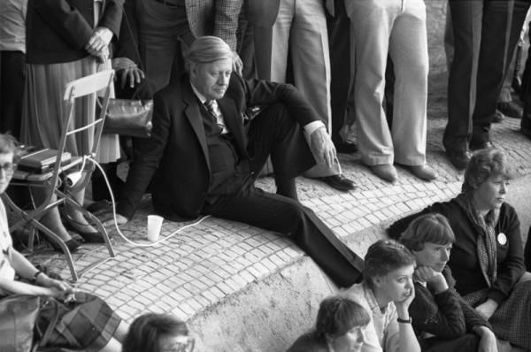 Helmut Schmidt, Wikicommons