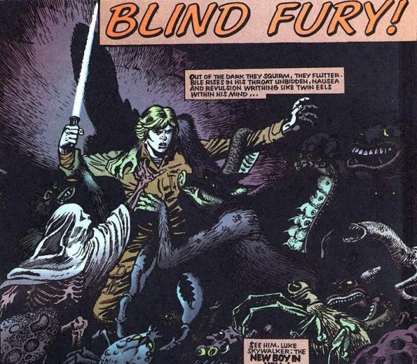 Blind Fury - Star Wars Story by Alan Moore