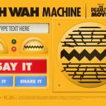 Peanuts Wah Wah Machine