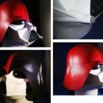 Darth Vader Harley Quinn Helm