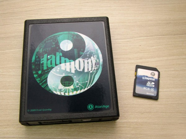 Harmony Atari Cartridge