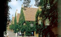 Fuggerei in Ausgsburg