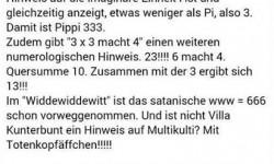 Die Pippi Langstrumpf Verschwörung!
