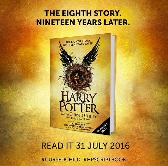 Harry Potter 8 - The Cursed Child