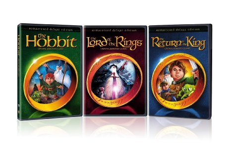 Lord Of The Ring Animated Trilogy