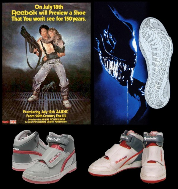 Reebok Alien Fighter Shoe