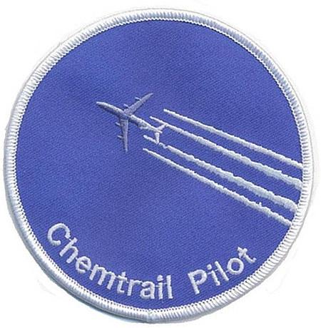 Chemtrail-Pilotenabzeichen