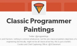 Classic Programmer Paintings