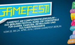 Gamefest Berlin 2016