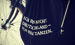 Ich bin nicht Deutschland - Ich bin tanzen