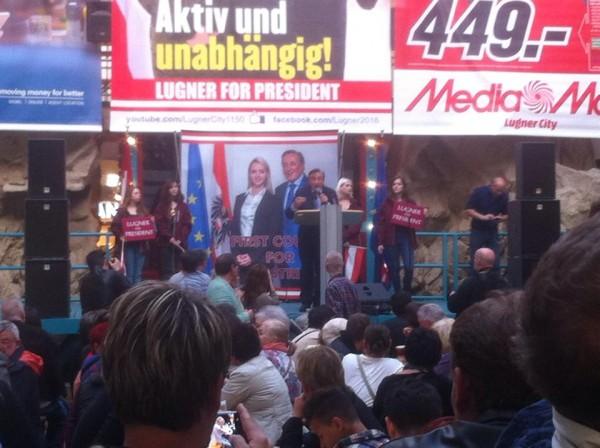 Lugner for President