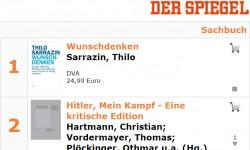 Spiegel Sachbuch Bestseller