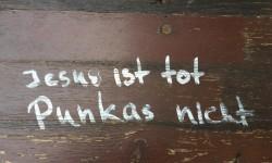 Jesus ist tot - Punkas nicht