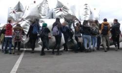 Spiegel Barrikaden in Dortmund