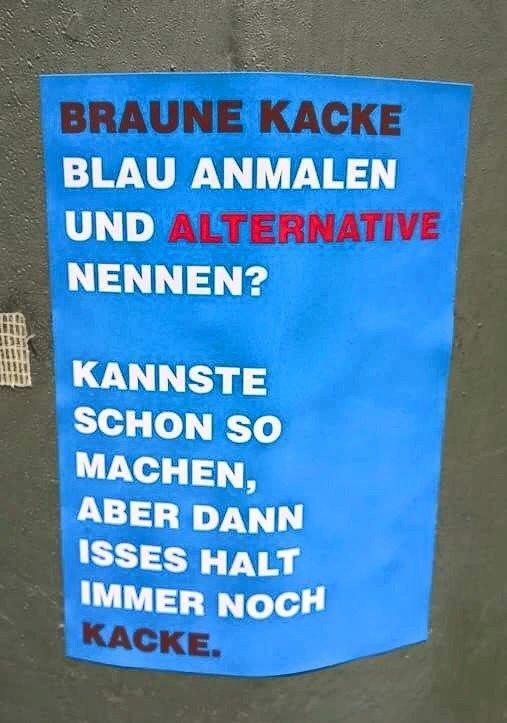 AfD - Alternative für Deutschland