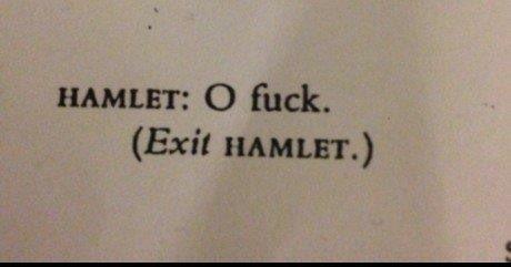 Brexit Hamlet