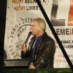 Jürgen Elsässer will weder rechts noch links sein