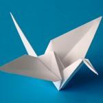 Origami-Kranich CC BY-SA 2.5