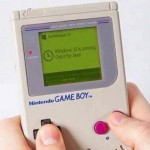 Windows 10 Gameboy
