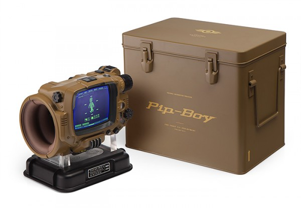 Fallout Bluetooth Pip-Boy