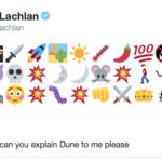 Dune in Emojis erklärt
