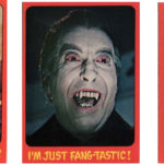 Hammer Horror Trading Cards