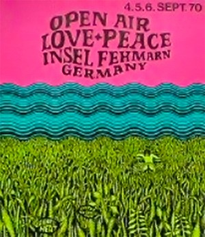 Open Air Love + Peace Insel Fehmarn