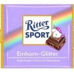 Ritter Sport Einhorn Glitter
