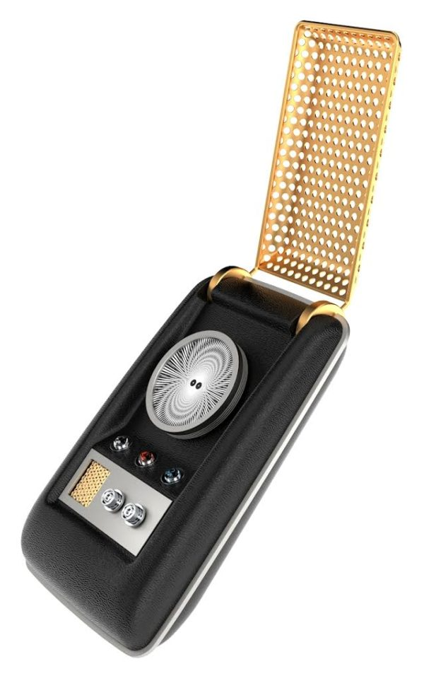 Star Trek Communicator Replik