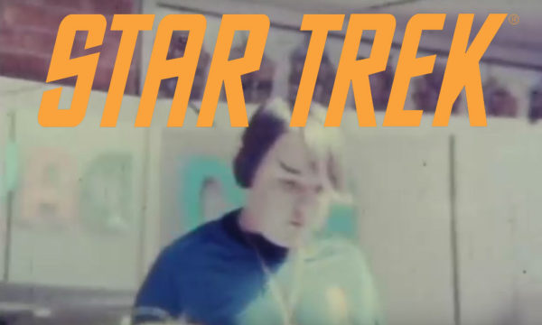 Star Trek Convention 1976