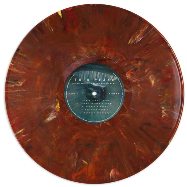 Twin Peaks Death Waltz Vinyl