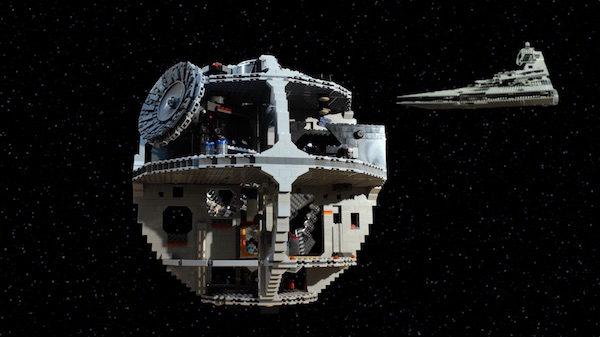 GoRogue Death Star