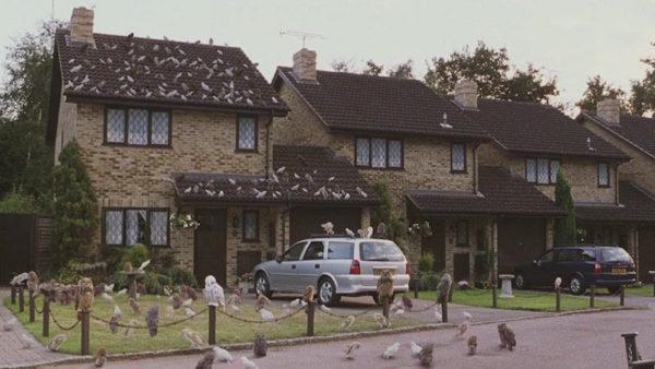 Harry Potter House (Screenshot aus dem Film)