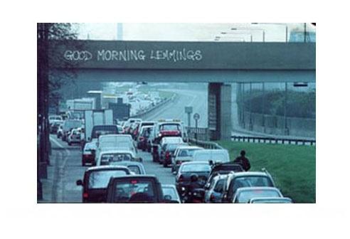 Good Morning Lemmings