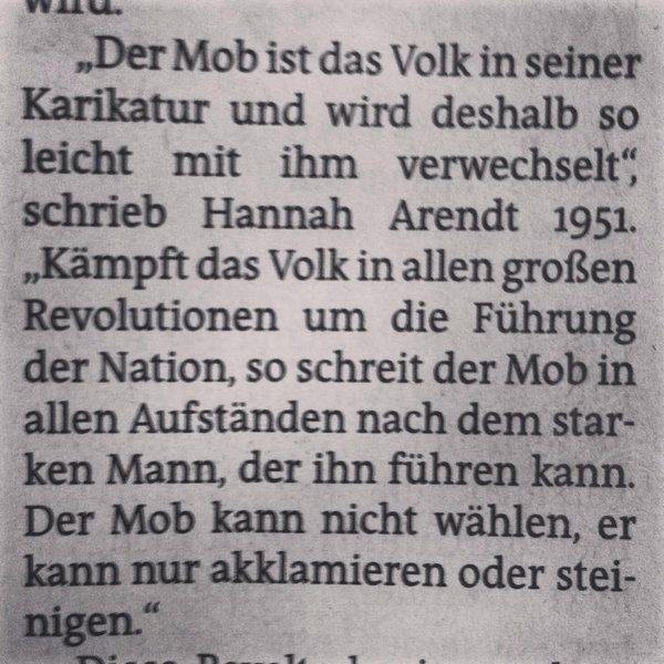 Mob vs Volk