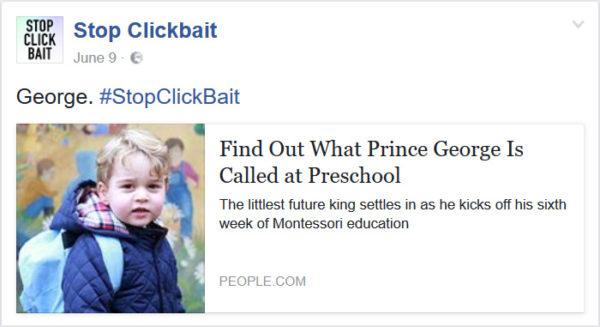 Stop Clickbait 1