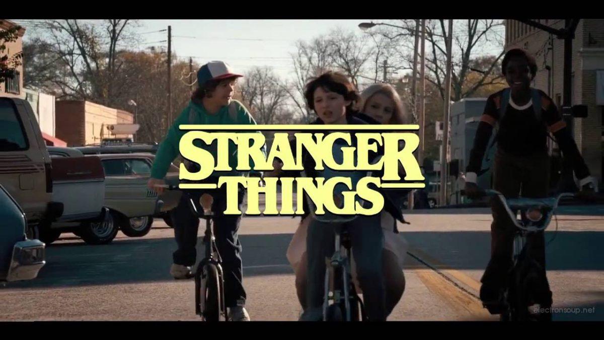Stranger Sitcom