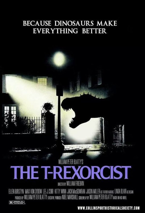 The T-Rexorcist