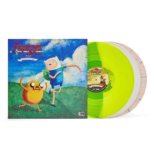 Adventure Time Vinyl