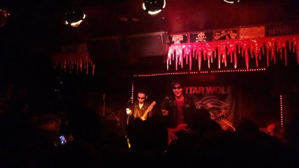 Guitar Wolf live in Berlin im Wild At Heart (18.10.2016)