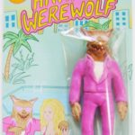 Hawaii Werewolf Actionfigur
