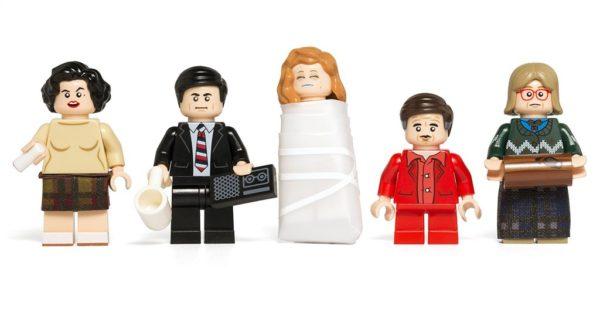 Twin Peaks Lego
