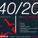 40 / 20 Das Kraftfuttermsichwerk